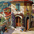 Un Cielo Verdolino by Guido Borelli