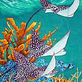 Under The Bahamian Sea by Daniel Jean-Baptiste