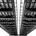 Under The Page Bridge by Bill Tiepelman