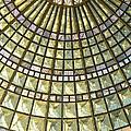 Union Station Skylight by Karyn Robinson