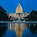United States Capitol by Steve Gadomski