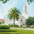 University Of San Diego by Mary Helmreich