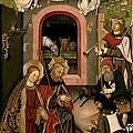 Unknown, Crib Altarpiece, 15th Century by Everett