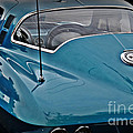 Unmistakeable Tail 65 Corvette Stingray by JW Hanley