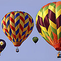 Up Up And Away by Marcia Colelli