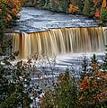 Upper Tahquamenon Falls  by Todd Bielby