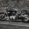 Urban Bike 001 by Lance Vaughn