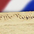 Us Constitution by Linda Phelps