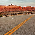 Utah Highway by Benjamin Yeager