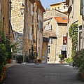 Valbonne - French Village Of Contradictions by Christine Till