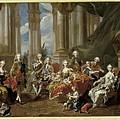 Van Loo, Louis Michel 1707-1771. Philip by Everett