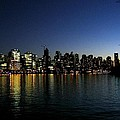 Vancouver Skyline by Will Borden