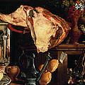 Vanitas Still Life by Pieter Aertsen