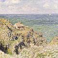 Varengeville Gorge Print by Claude Monet