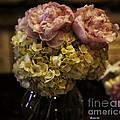 Vase Of Flowers by Madeline Ellis