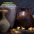 Vases And Urns Still Life by Tom Mc Nemar