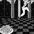 Vaslav Nijinsky In Scheherazade by Georges Barbier