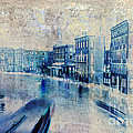 Venice Canal Grande by Frank Tschakert
