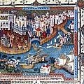 Venice. The Dock Of St. Mark by Everett
