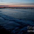 Ventura Pier Sunrise Print by John Daly