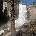Vernal Falls With Rainbow by Jane Rix