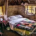 Victorian Bedroom by Adrian Evans