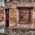 Victorian Corner Shop by Adrian Evans