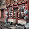 Victorian Hardware Store by Adrian Evans