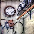 Victorian Train Memorabilia by Adrian Evans