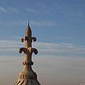 View From Basilica Of The Sacred Heart Of Paris - Sacre Coeur - Paris France - 011323 by DC Photographer