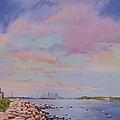 View From Hull by Laura Lee Zanghetti