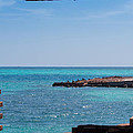 View Through The Walls Of Fort Jefferson by John M Bailey