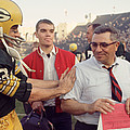Vince Lombardi Congratulated by Retro Images Archive