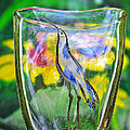 Vinsanchi Glass Art-2 by Vin Kitayama
