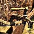 Vintage Barrel Tap by Paul Ward