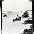 Vintage Daytona Beach Florida by Edward Fielding