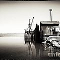 Vintage Lbi Bay by John Rizzuto
