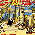 Vintage Nostalgic Poster - 8038 by Wingsdomain Art and Photography