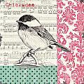 Vintage Songbird 3 by Debbie DeWitt