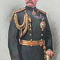 Viscount Kitchener Of Khartoum by Walter Wallor Caffyn