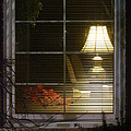 Waiting At The Window Print by Guy Ricketts