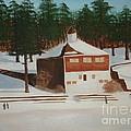 Walden Pond by Janet C Stevens