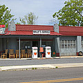 Wallys Service Station Mayberry by Bob Pardue