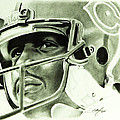 Walter Payton by Don Medina