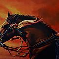 War Horse Joey  by Paul Meijering