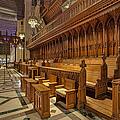 Washington National Cathedral Sanctuary by Susan Candelario