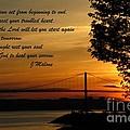 Watch The Sun Set by John Malone
