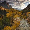 Watchman Sunset by Joseph Rossbach