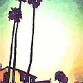 Watercolor Beachside