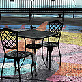 Waterfront Seating by Charline Xia